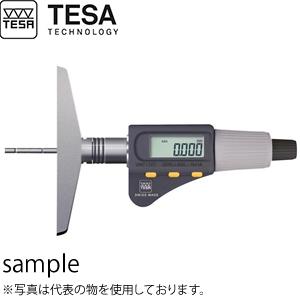 TESA(テサ) No.06030070 デジタルデプスマイクロメーター マイクロマスター 本体・ロッドセット DEPTH MICROMASTER 0-180