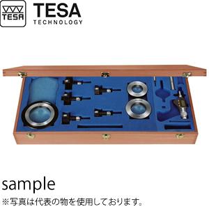 TESA(テサ) No.06230100 デジタル内側マイクロメーター アレソメーター・キャパ 部分セット SET TESA ALESOMETER 6-10