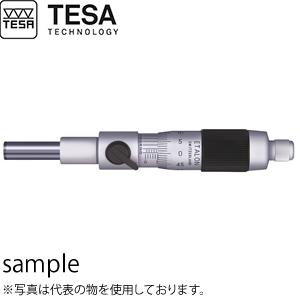 TESA(テサ) No.072115943 マイクロメーターヘッド エタロン266 スピンドルロックなし MICROM. HEAD ETALON 0-25