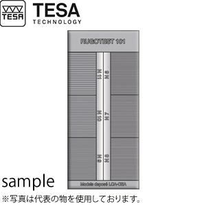 TESA(テサ) No.081112344 粗さ比較標準片 ルゴテスト12 放電加工 RUGOTEST VDI 3400