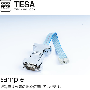 TESA(テサ) No.S47001891 アダプターケーブル RS232 CAPAMU/PRINTER MITUTOYO