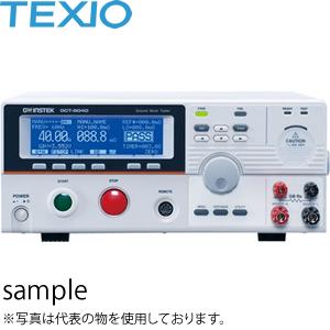 テクシオ(TEXIO) GCT-9040 アース導通試験器