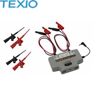 テクシオ(TEXIO) GDP-040D 40MHz 2CH 高電圧差動プローブ GDS-200/300用