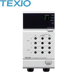 テクシオ(TEXIO) GP-600B GP-IBアダプタ