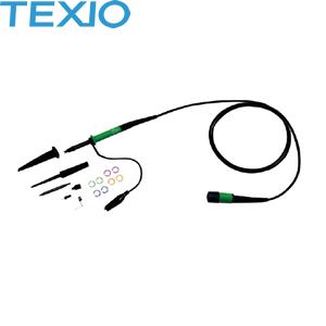 テクシオ(TEXIO) GTP-150B-2 150MHz 10:1/1:1切替付き オシロスコープ用プローブ