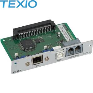テクシオ(TEXIO) IF-71LU LAN/USBコントロールボード