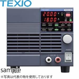 テクシオ(TEXIO) PDS36-6A 低ノイズハイブリッド直流安定化電源 (スイッチング+ドロッパ方式)