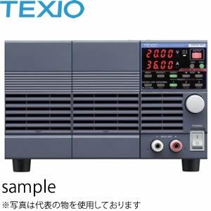 テクシオ(TEXIO) PDS60-12A 低ノイズハイブリッド直流安定化電源 (スイッチング+ドロッパ方式)