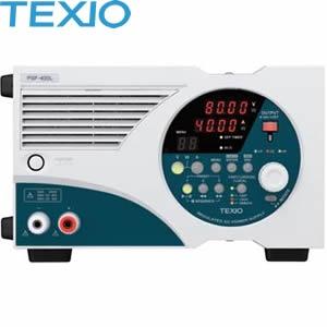 テクシオ(TEXIO) PSF-400L フレキシブルレンジ直流安定化電源 (スイッチング方式)