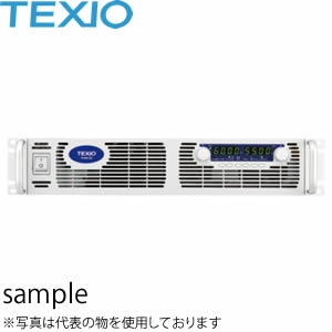 テクシオ(TEXIO) PU40-85-T2 薄型直流安定化電源 (スイッチング方式) 3300W 三相200Vタイプ
