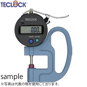 テクロック SMD-540S2 普及型デジタルシックネスゲージ 最小表示量0.01mm 測定範囲12mm