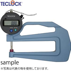 テクロック SMD-550S2-3A 普及型デジタルシックネスゲージ 最小表示量0.01mm 測定範囲12mm [受注生産品]