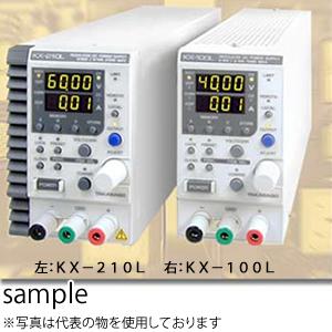 高砂製作所 KX-210L 小型ズームスイッチング方式 定電圧/定電流直流電源
