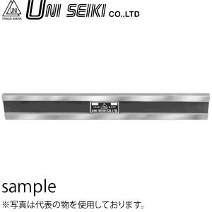 ユニセイキ I型直定規 1000×60×12mm JIS7514規格精度 [配送制限商品]