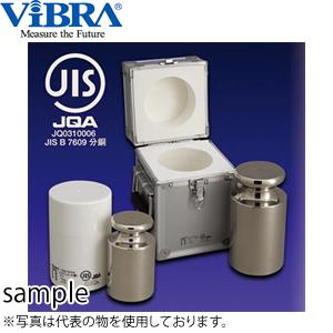 新光電子(VIBRA) M1CSO-20GJ JISマーク付OIML型円筒分銅 M1級(2級) 20g 非磁性ステンレス製