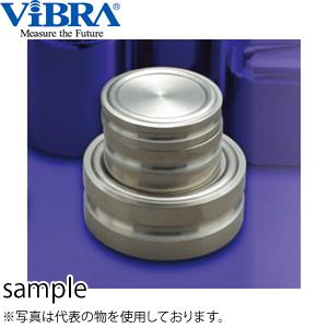 新光電子(VIBRA) F1DS-2K 円盤分銅 F1級(特級) 2kg 非磁性ステンレス製