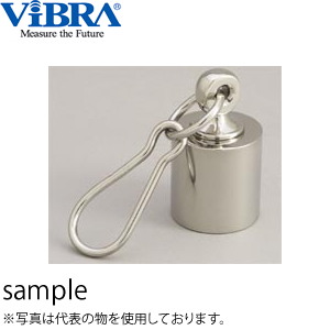 新光電子(VIBRA) M1CSB-500GC 特殊分銅 環付分銅A型 500g 非磁性ステンレス製