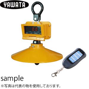 八幡計器 HB-AHS-1.5t デジタルクレーンスケール チャンピオン ひょう量:1.5t 耐熱仕様・リモコン付