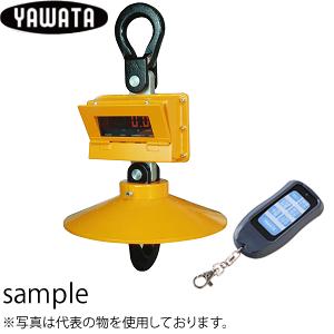 八幡計器 HC-AHS-3t デジタルクレーンスケール チャンピオン ひょう量:3t 耐熱仕様・リモコン付
