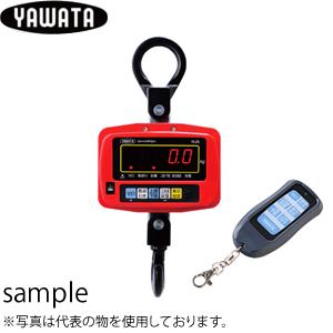 八幡計器 HJA-100kg デジタルクレーンスケール チャンピオン ひょう量:100kg リモコン付