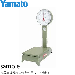 大和製衡(ヤマト) D-100MZ 自動台はかり 車輪付