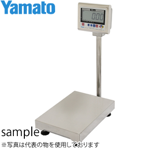 大和製衡(ヤマト) DP-6700M-150 防水形デジタル台はかり 水産型