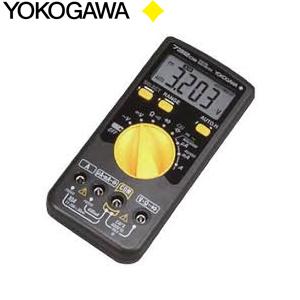 横河計測 デジタルマルチメーター 73203 4300カウント/平均値タイプ