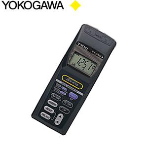 横河計測 1chデジタル温度計 TX10-02 データホールド、内部メモリ、簡易補正、リラティブ
