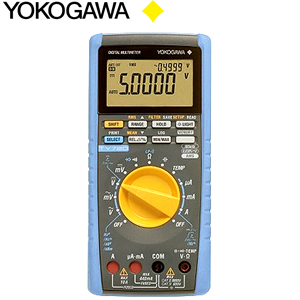 横河計測 デジタルマルチメーター TY720 基本確度:0.020% /真の実効値