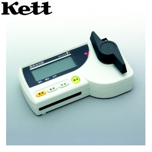 ケット科学(Kett) ライスタ F4 酒米水分計 (ソフトケース付)