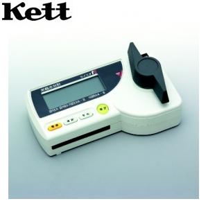 ケット科学(Kett) ライスタ F5 米穀水分計 (ソフトケース付)