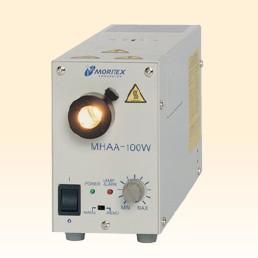 モリテックス MHAA-100W-200V ハロゲン照明装置