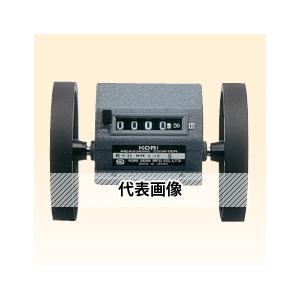 古里精機 BM3:1-5(2/逆回転) ワンタッチリセット式長さ計