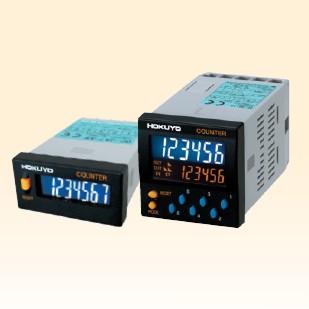 北陽電機 DC-JB6-DW LCD表示電子カウンター