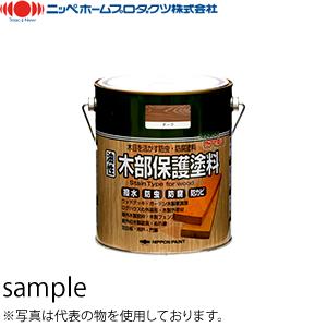 ニッペホーム ガーデニング木部用 油性木部保護塗料 14L