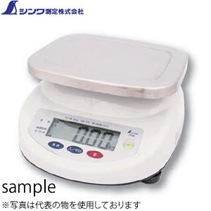 シンワ デジタル上皿はかり 15kg 取引証明用 No.70193