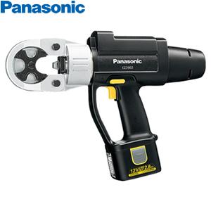 パナソニック 充電圧着器 12V EZ3902N22K (電池1個・充電器・ケース)