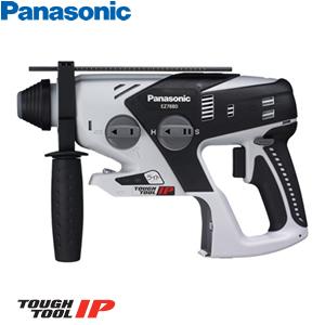 パナソニック 充電ハンマードリル 28.8V EZ7880X-B(黒) 本体のみ(電池・充電器・ケース別売り)