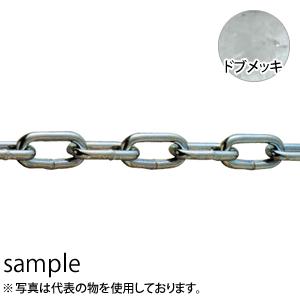 大洋製器 雑用チェーン ドブメッキ 8.8mm×30m (1000221)