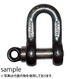 大洋製器 TAIYOシャックル クロ SE-26 (1008087) 入数:5個 使用荷重:4.2t