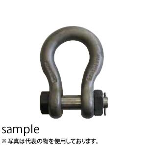 大洋製器 JISシャックル M級 クロ BB-20 (1010521) 入数:5個 使用荷重:2.5t