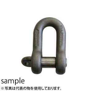 大洋製器 JISシャックル M級 クロ SC-38 (1007754) 使用荷重:9t