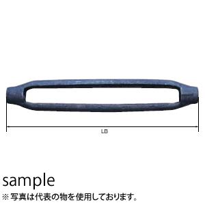 大洋製器 枠式ターンバックル 枠のみ クロ (1016578) 入数:10個 呼び:16
