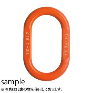 大洋製器 アロイメインリンク (1245747) 内径:210×110mm 使用荷重:8t