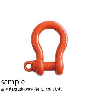 大洋製器 スーパーアロイシャックル 捻込タイプ TBS-25 (1256277) 使用荷重:25t