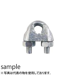 大洋製器 TMワイヤクリップ 電気メッキ TM6 (3281077) 入数:100個 ねじ:5/16 適合ワイヤー:TM6