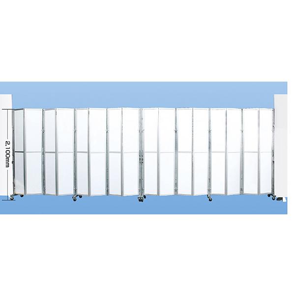 カワモリ ブロンザゲート(パネル付)両開き BN4-12.6 ※送料別途お見積り