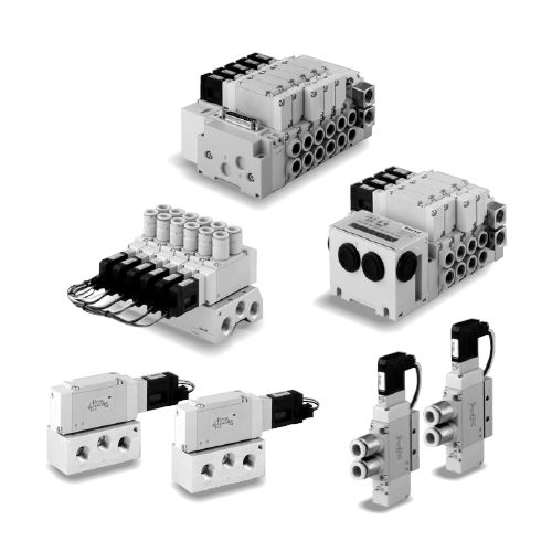 TAIYO 小形電磁弁 SR542-RVA1QW-3L