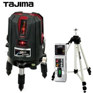 TAJIMA(タジマ)レーザー墨出し器テラKYR[AXT-KYR-SET] タジマ レーザー墨出し器 AXT-KYRSET 受光器・三脚付セット
