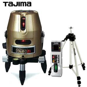 タジマ レーザー墨出し器 GT3Z-ISET 受光器・三脚付セット